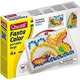 Quercetti Fantacolor Portable Game (280 Piece)