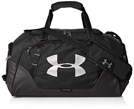 front facing under armour duffle 2.0 gym bag