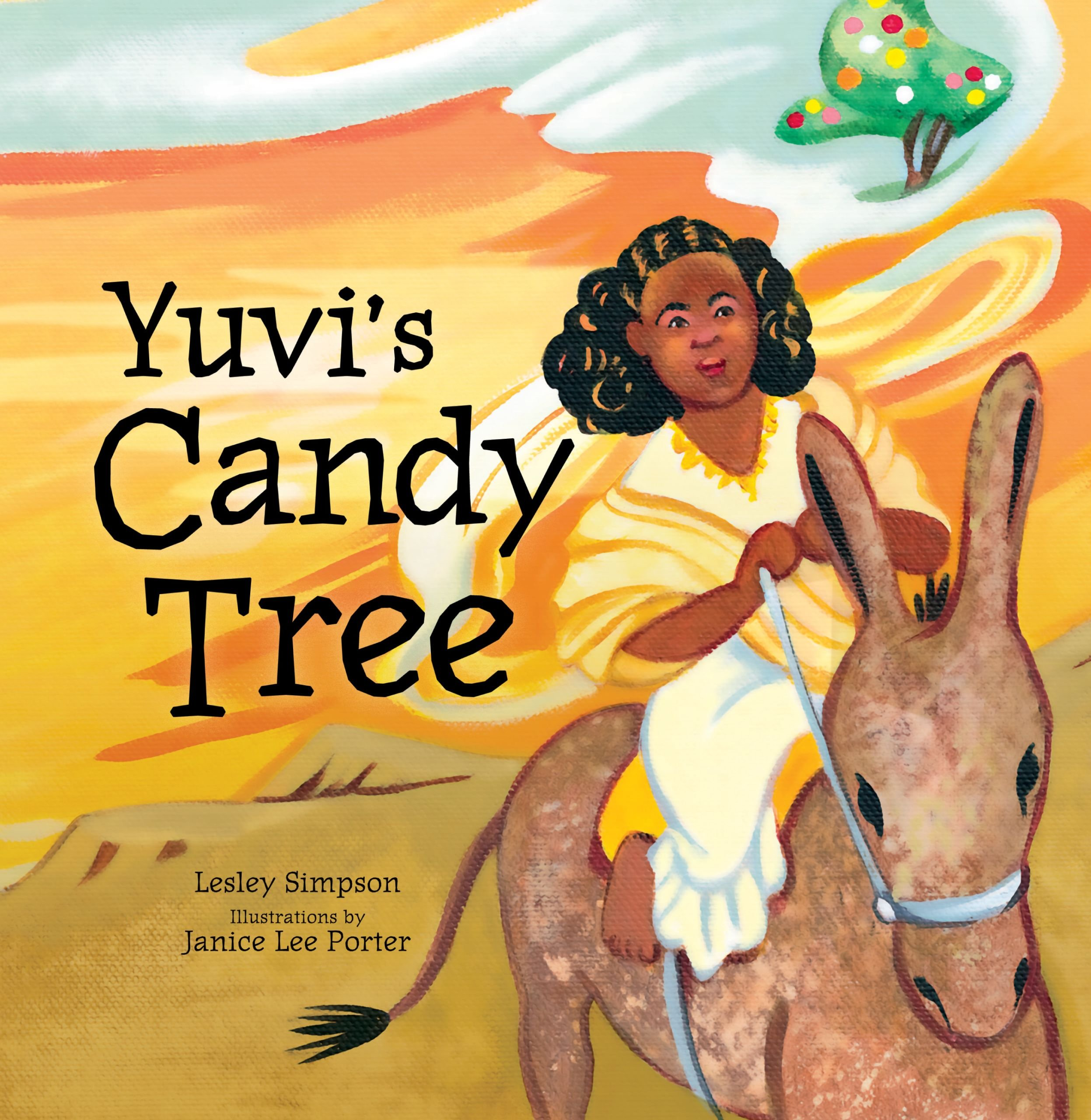 Read Online Yuvi's Candy Tree (Israel) ebook