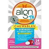 Align Jr Daily Probiotic for Kids, Cherry Smoothie Probiotics Supplement, 24 Chewable Tablets