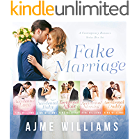 Fake Marriage: A Contemporary Romance Series Box Set book cover