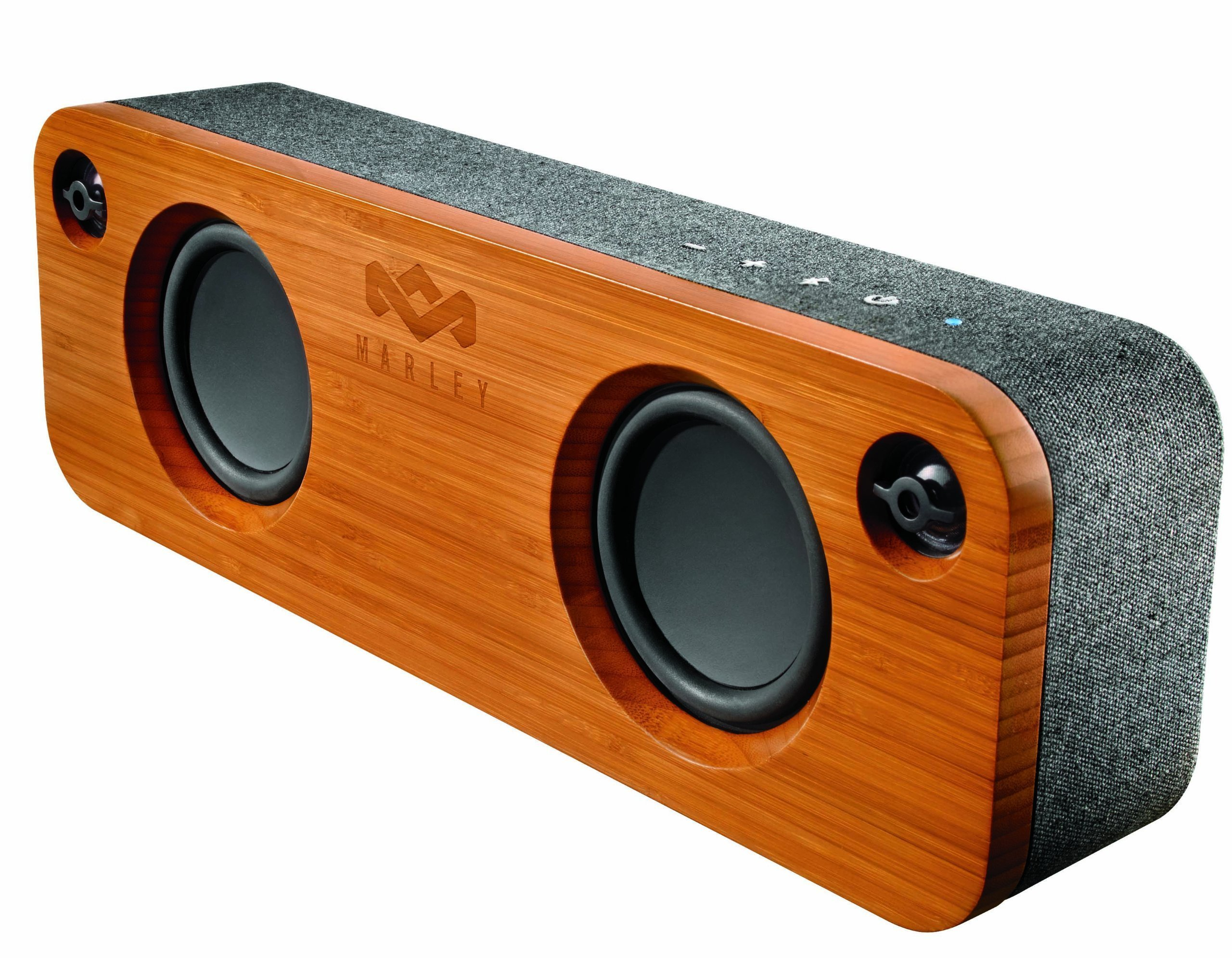 House of Marley Get Together Portable Bluetooth Speaker by House of Marley