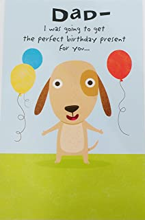 Amazon Com Happy Birthday From Both Of Us Dad Greeting Card For