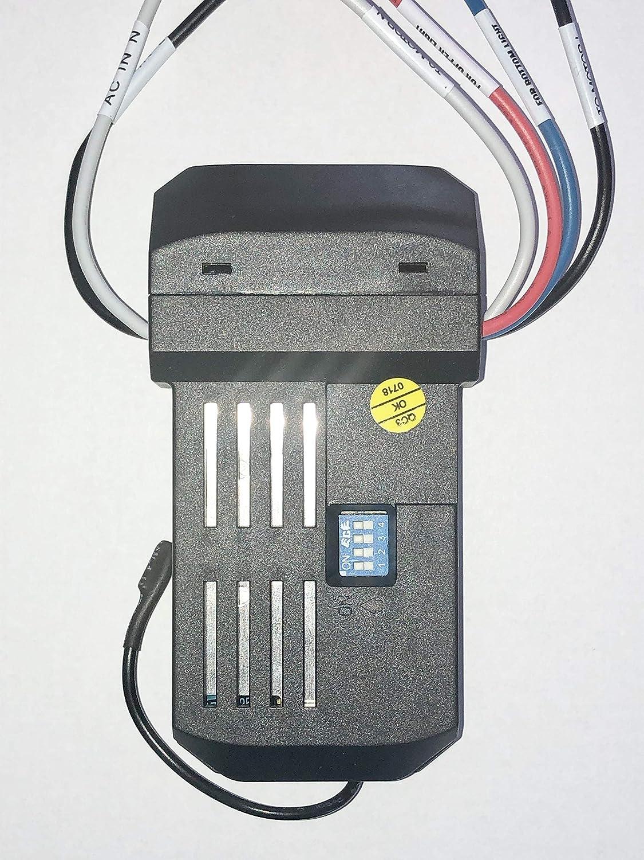 6+5 UC7067RC UC7067 New OEM Remote Receiver Hampton Bay 7067GM-01