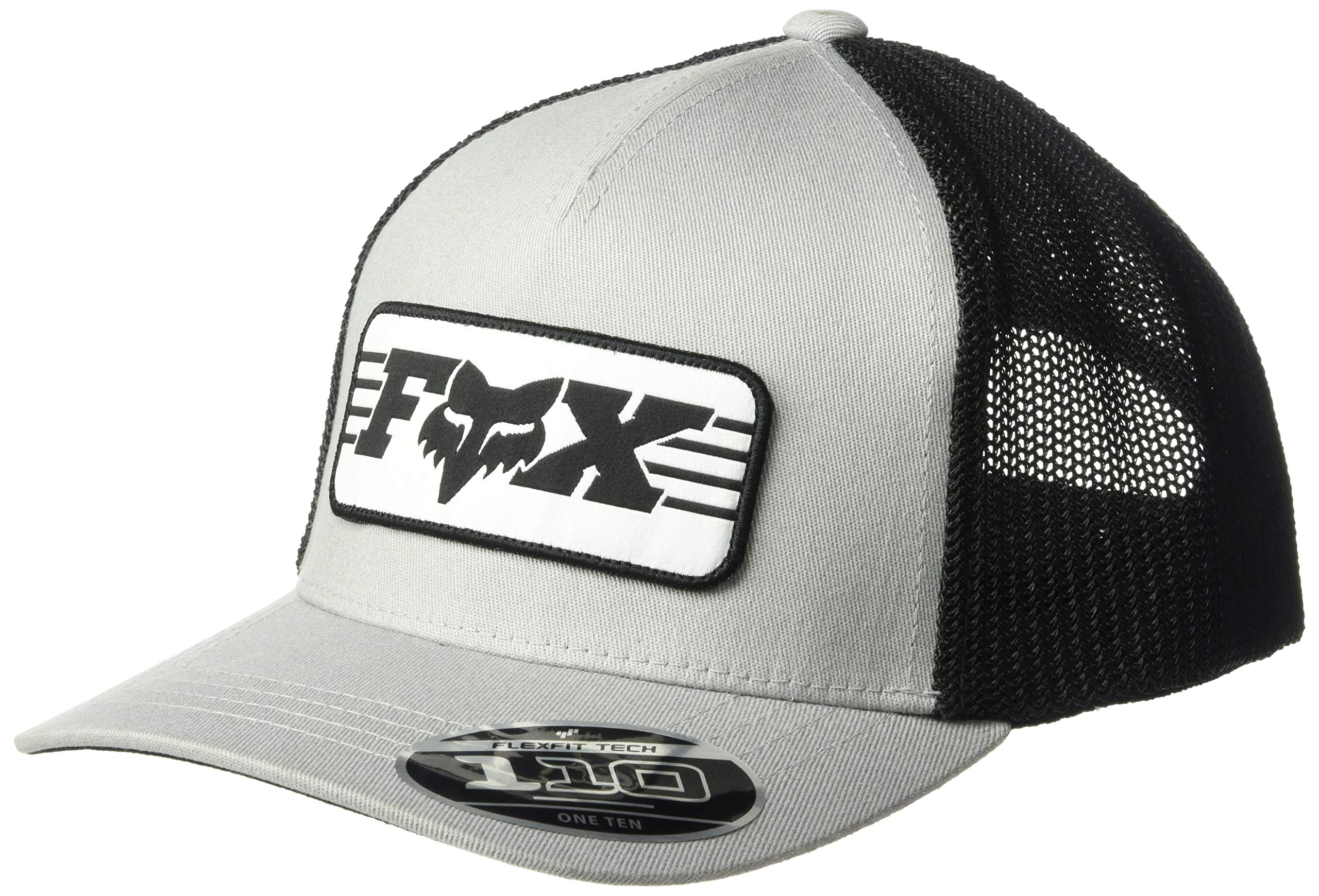 Fox Boys' Big' Youth Muffler 110 Snapback, Steel Gray, OS