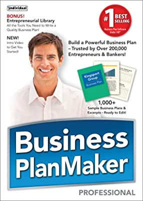 Business PlanMaker Professional 12 - Free 1-Day Trial [Download]