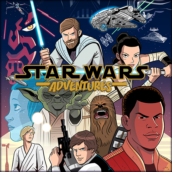 Star Wars Adventures (Issues) (3 Book Series)