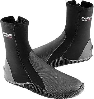 Sola System - Botas de neopreno con dedo pulgar separado, 5mm Negro negro Talla:Size EU 37/UK 4