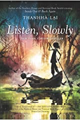 Listen, Slowly Kindle Edition