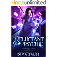 Reluctant Psychic (Sasha Urban Series Book 3) book cover