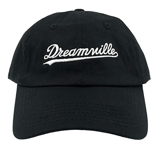 bd8b1a6d205e2 Dream Hat Born Sinner Crown Dad Hat Baseball Cap Embroidered Adjustable ( Black)