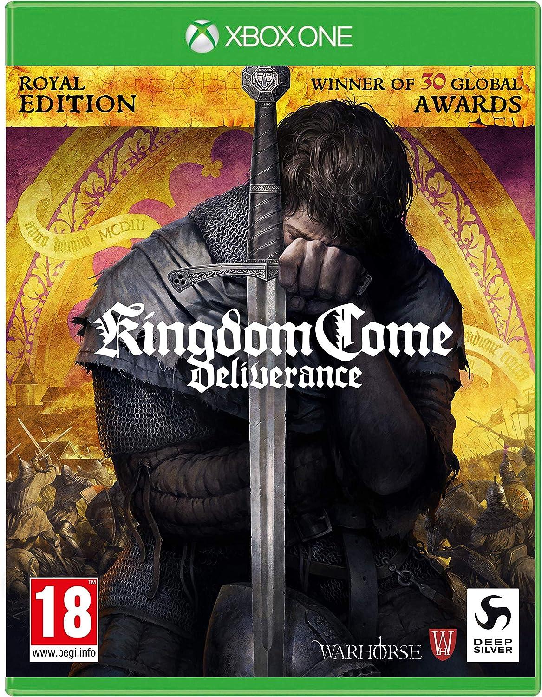 Kingdom Come: Deliverance - Royal Edition - Xbox One [Importación inglesa]: Amazon.es: Videojuegos