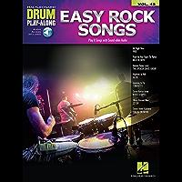Easy Rock Songs: Drum Play-Along Volume 42 (Ukulele