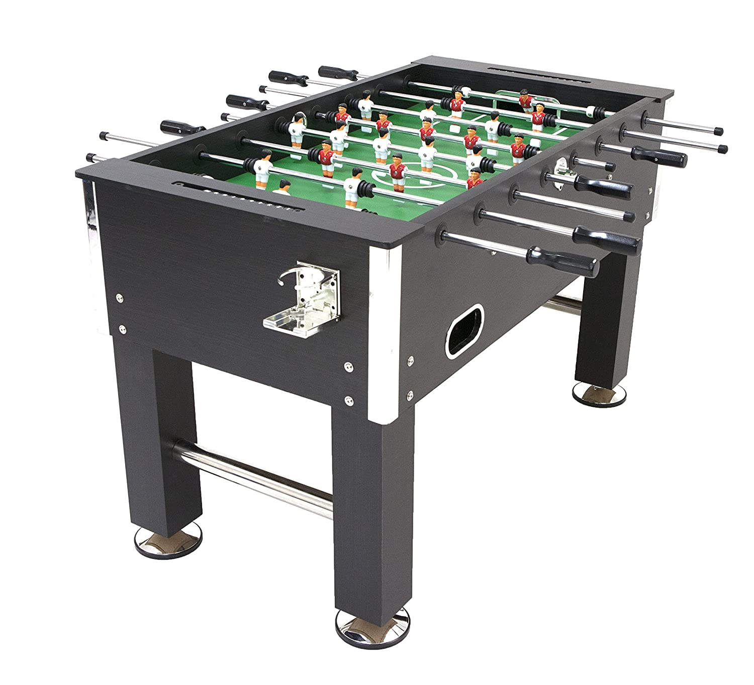 Marvelous Discover Sport Squad FX57 Deluxe Foosball Table With Two Cup Holders And  Recessed Scorers Review