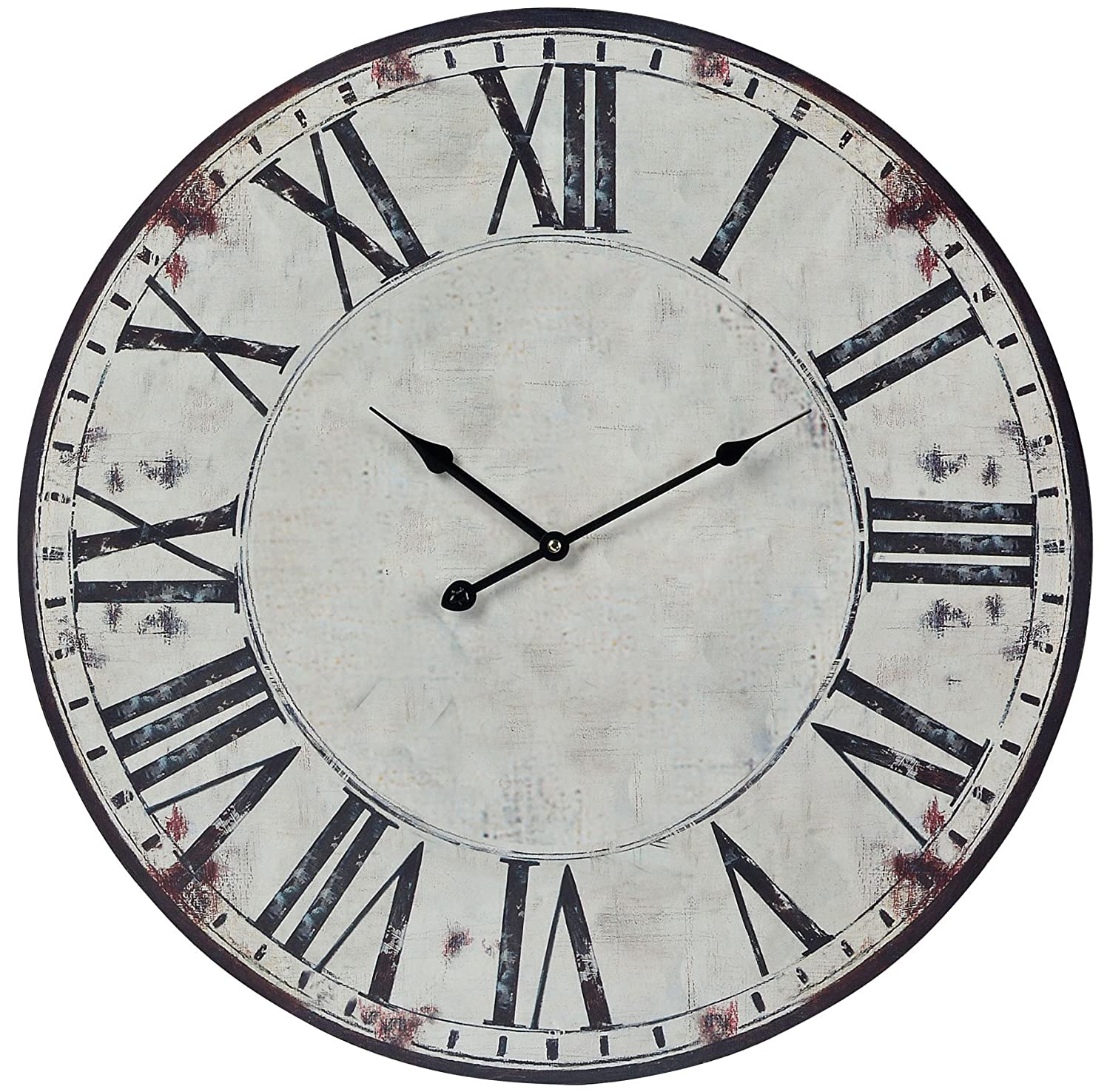 Oversized Wall Clock With Numbers Large Wall Clocks