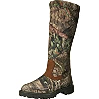 ROCKY Men's RKS0232 Knee High Boot, Mossy Oak Break Up Country Camoflauge, 9.5 M US