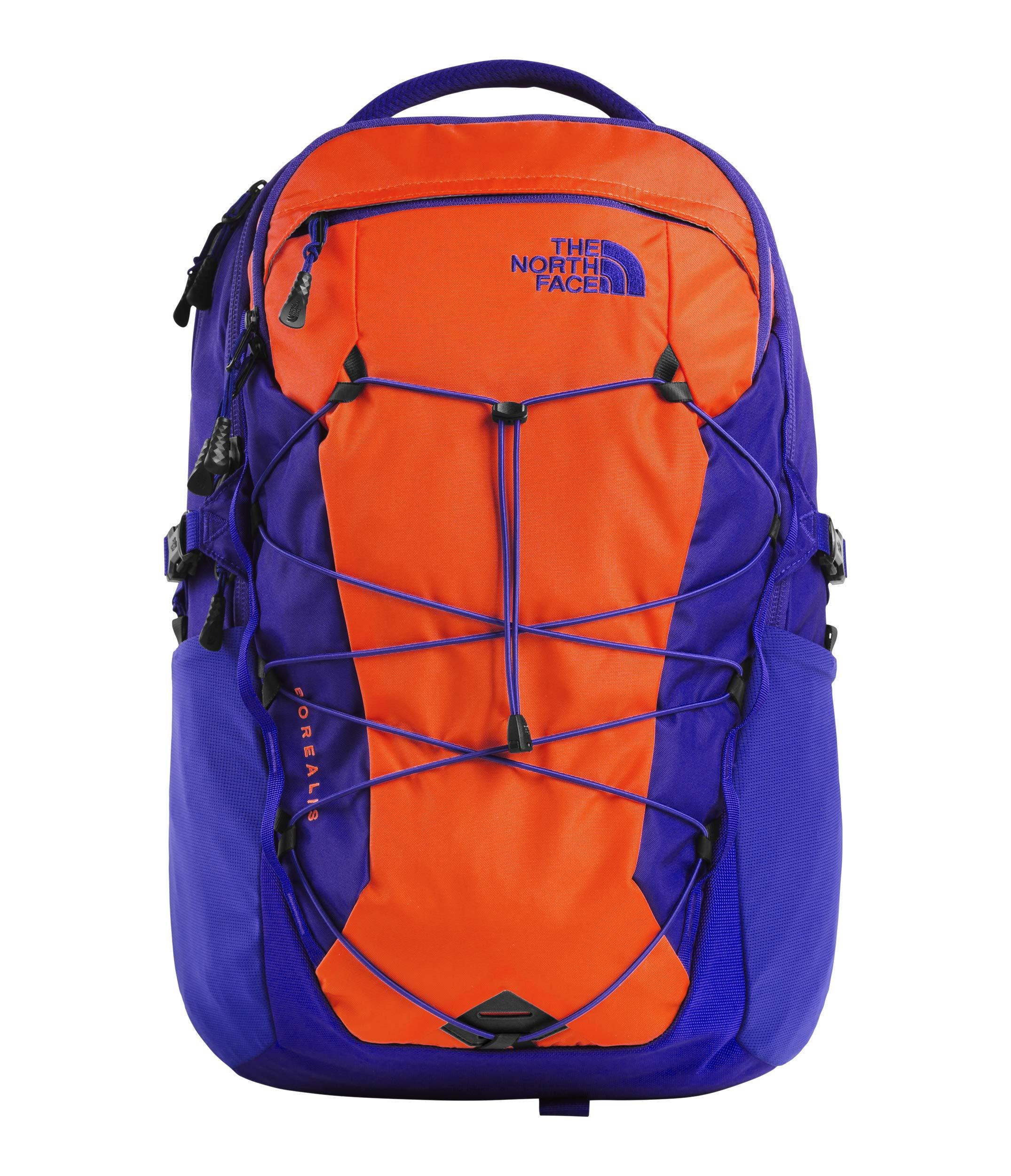 The North Face Borealis, Persian Orange/Aztec Blue, OS