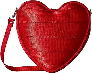 product image for Harveys Seatbelt Bag Sweetheart Crossbody Scarlet One Size