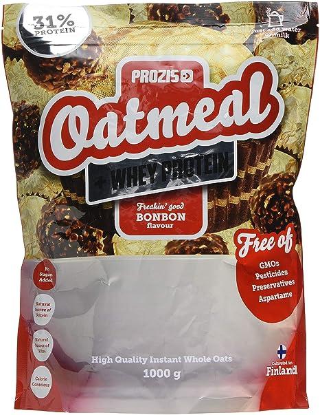 Prozis Oatmeal, Bonbon - 1000 gr