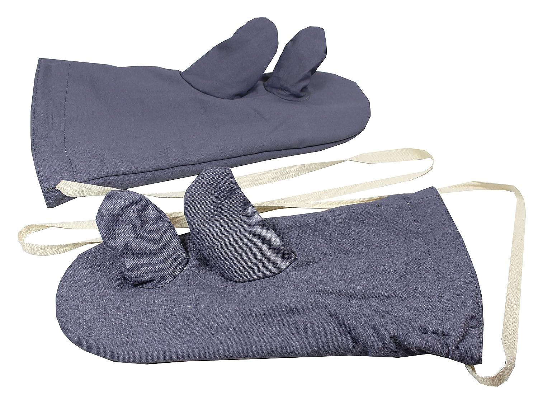 Epic Militaria Replica WW2 German Mouse Grey Reversible Winter Gloves