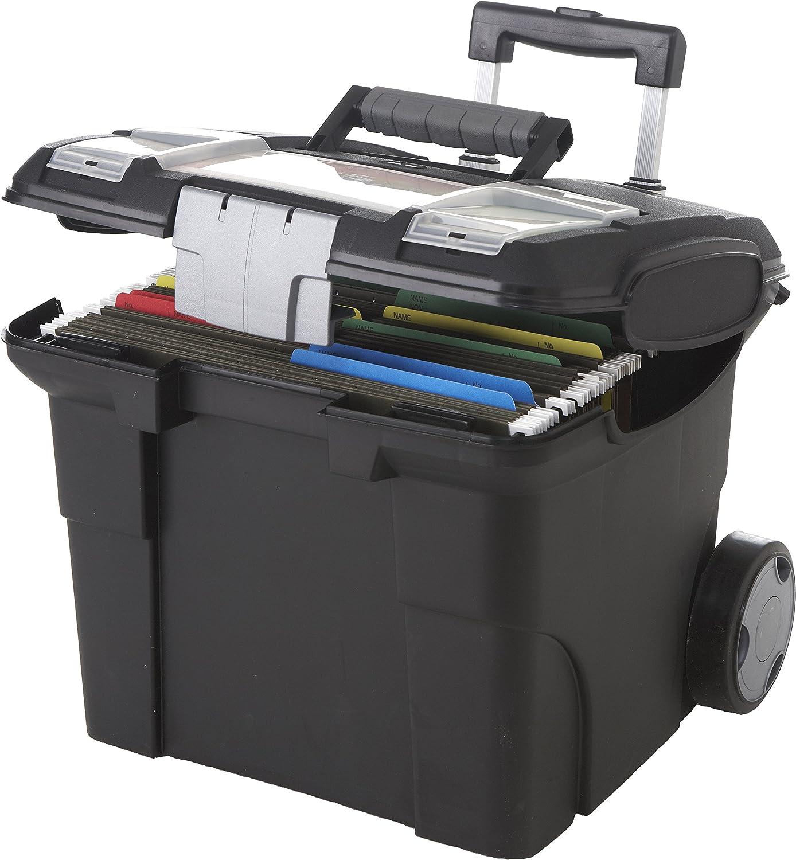 Storex Premium File Cart (STX61507U01C)