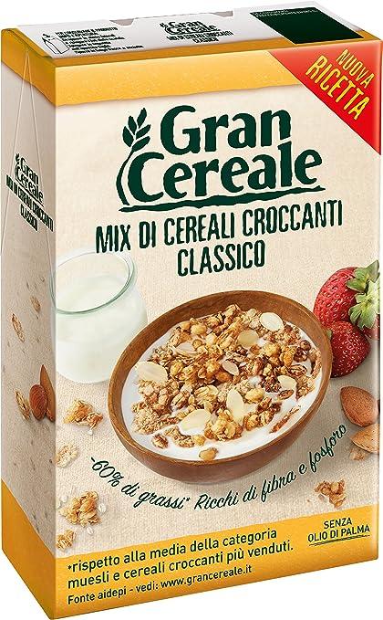 3 opinioni per Mulino Bianco Cereali Classici Gr.330