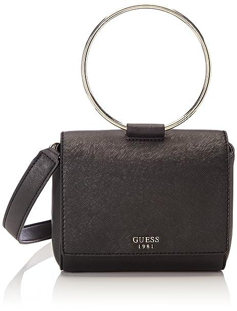 2c850d550e8 Bags Hobo Bolsos de mano Mujer Negro Black 95x15x175 cm W x H L ...