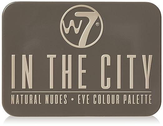 19 opinioni per w7, In the City, Palette di ombretti effetto naturale