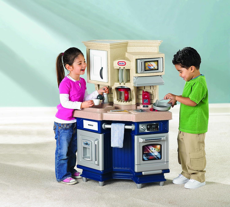 Little Tikes 614873E3 - Spielkche Junior-Chef: Amazon.de: Spielzeug