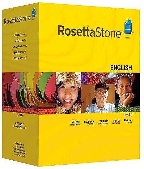 rosetta stone englisch