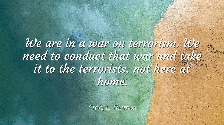 Quotes On Terrorism 5