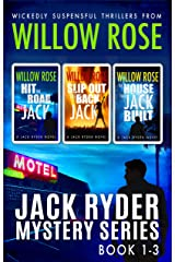 Jack Ryder Mystery Series: Book 1-3 Kindle Edition