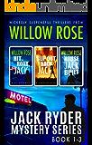 Jack Ryder Mystery Series: Book 1-3