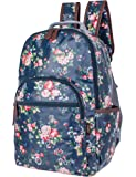 Backpack for girls,Fashion Floral College Bags Student School Backpack by Leaper