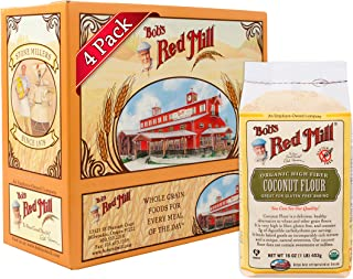 product image for Bob's Red Mill Organic Coconut Flour, 16 Ounce (Pack of 4)