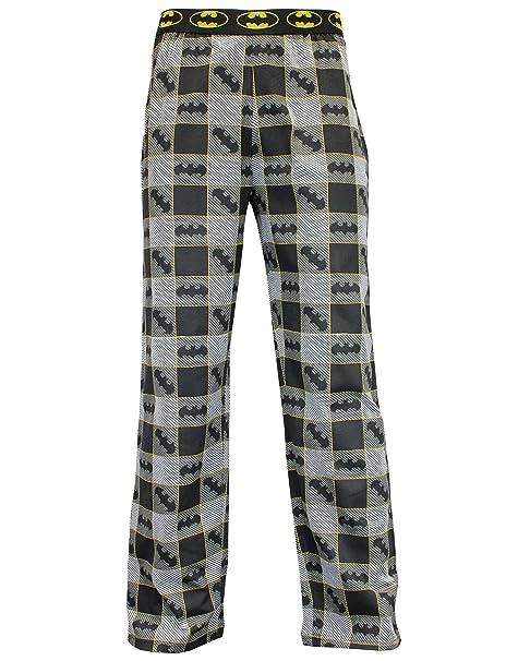 Batman pantalones del pijama para Hombre Batman S
