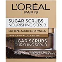 L'Oréal Paris Sugar Scrubs Nourishing Face Scrub 50ml