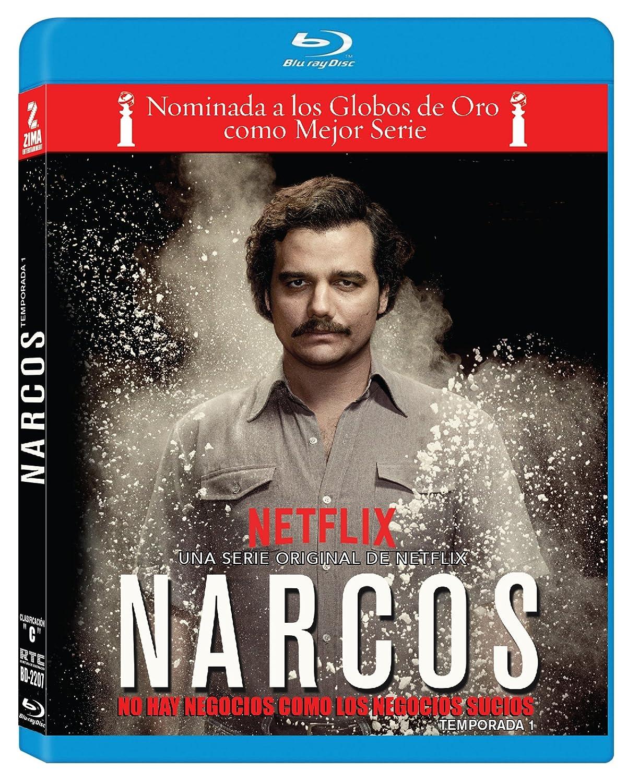 Amazon com: NARCOS: Temporada 1 (NARCOS: The complete Season