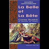 La Belle et la Bête (illustré) (French Edition)