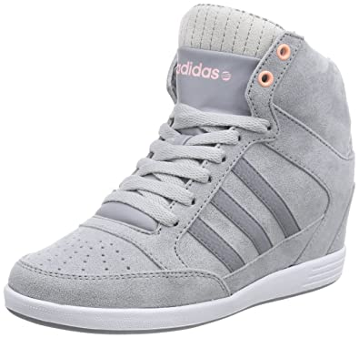 adidas WENEO Super Wedge Damen Hohe Sneakers