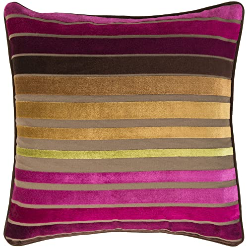 Fuschia Pillows Amazon Com