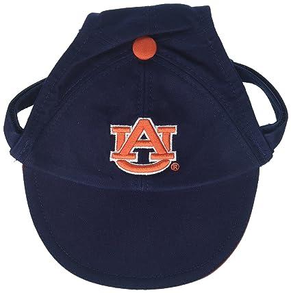 b8cdbc385d770 Amazon.com   Sporty K9 Collegiate Auburn Tigers Dog Cap