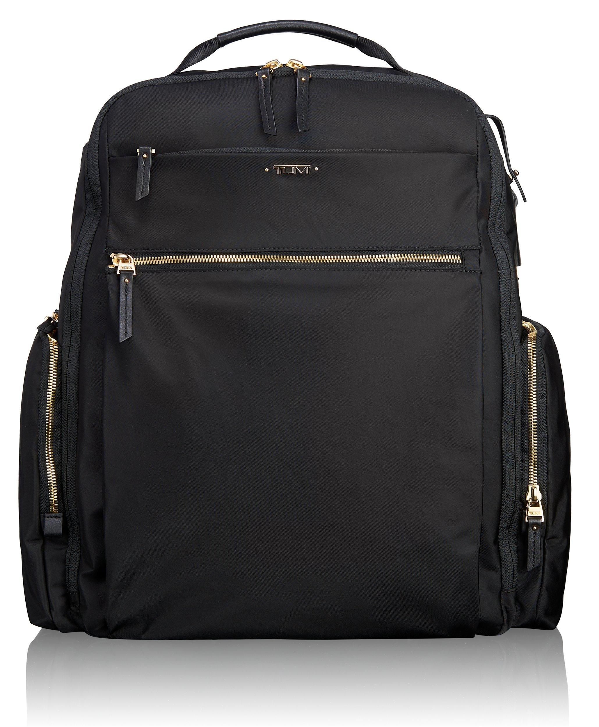 Tumi Women's Voyageur Ari T-Pass Backpack, Black, One Size