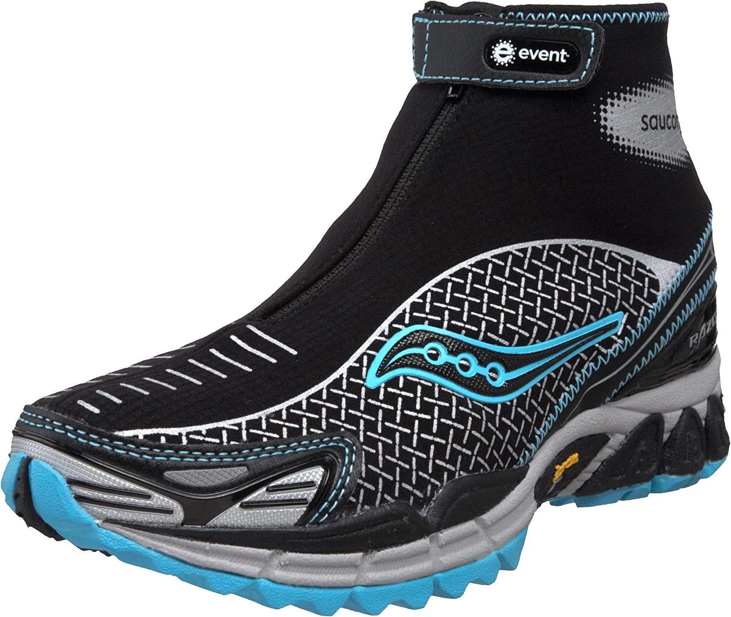 Saucony Women s ProGrid Razor Trail Running Shoe