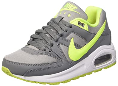 check out 4fa31 71e41 Nike Air Max Command Flex (GS), Chaussures de Course Garçon, Gris (