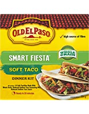 Old El Paso Smart Fiesta Soft Taco Dinner Kit, 10 Count, 354 Gram
