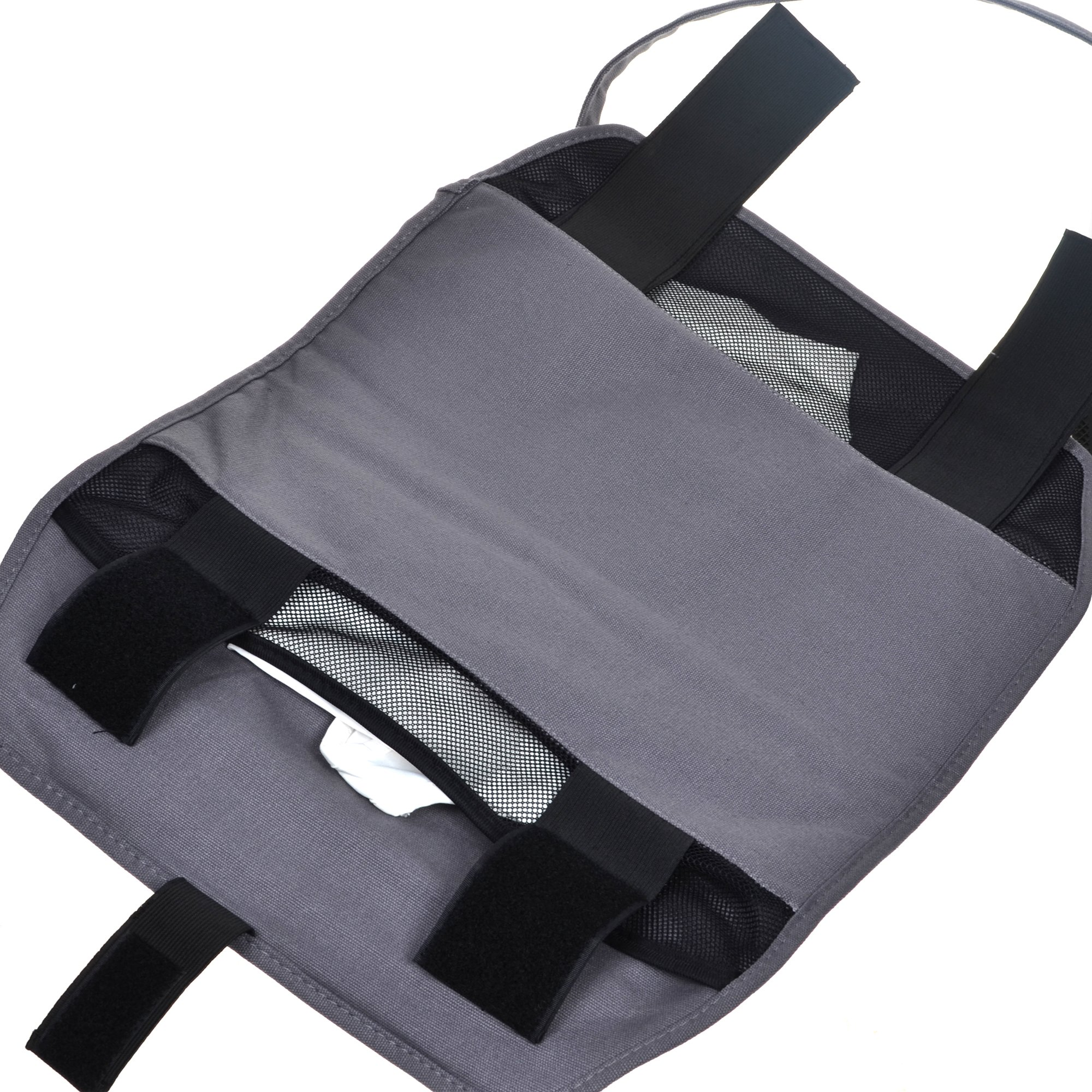 Cosmos Exercise Yoga Mat Carrying Shoulder Strap Bag with Internal and Outside Storge Pocket (Yoga Mat is NOT Included) by Cosmos (Image #5)