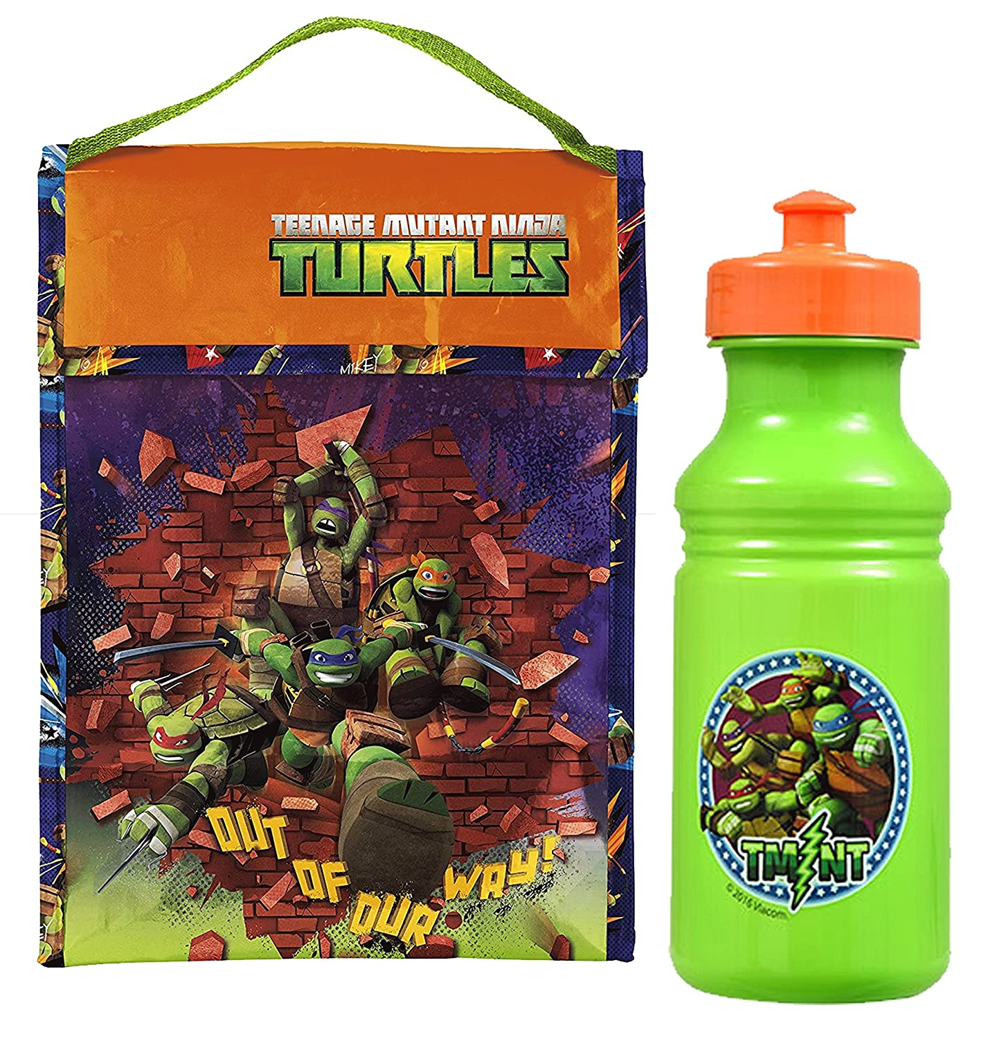 Amazon.com: zak designs teenage mutant ninja turtles Kids ...