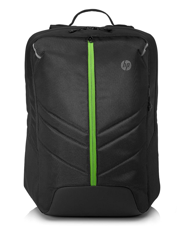 """HP Pavilion Gaming 500 Zaino per Notebook fino a 17,3/"""" porta USB esterna con cavo integrato pannello posteriore imbottito impermeabile spallacci ergonomici nero"""
