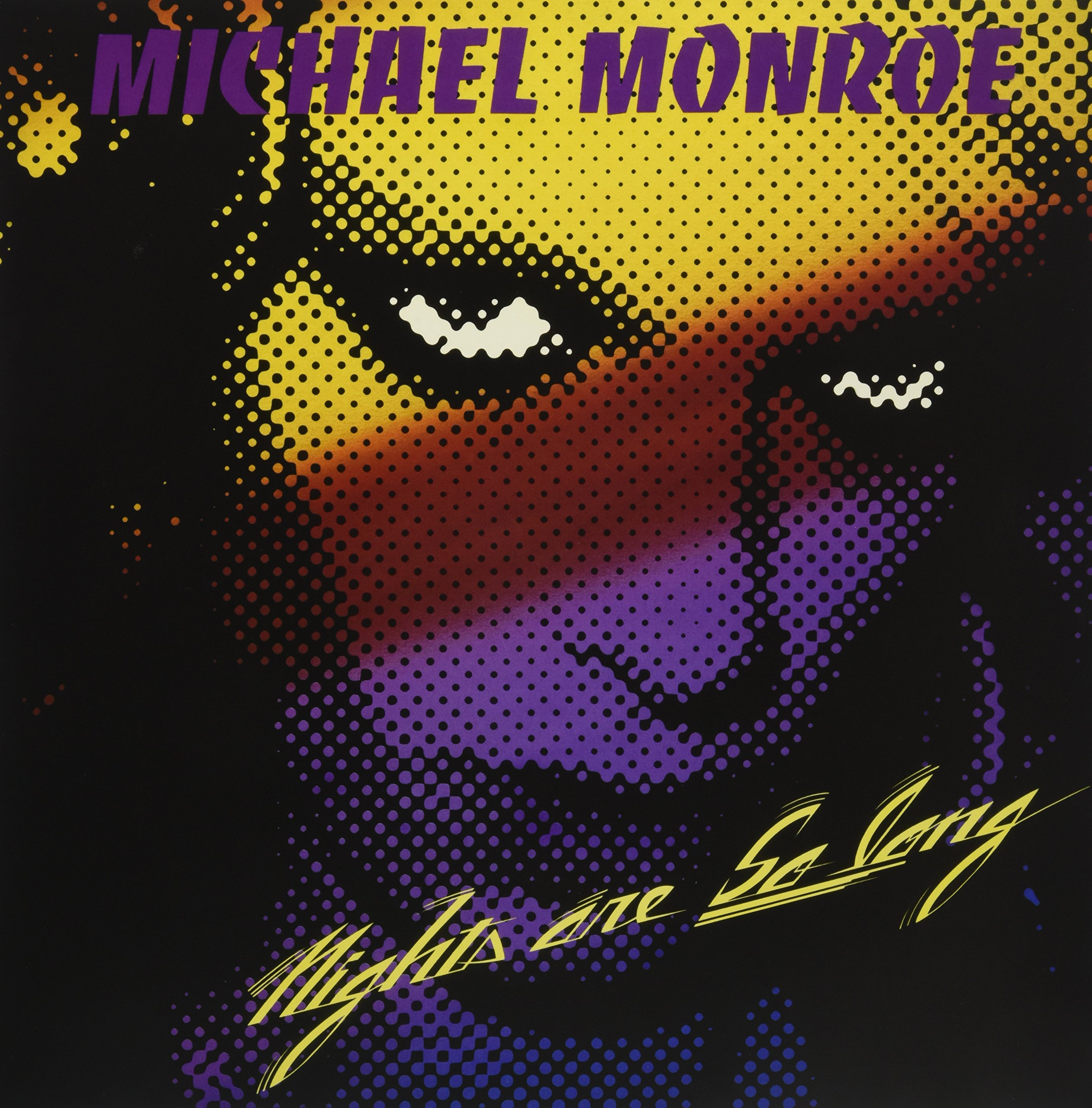 Vinilo : Michael Monroe - Nights Are So Long (LP Vinyl)